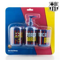 Acessórios de Banho F.C. Barcelona (3 peças)