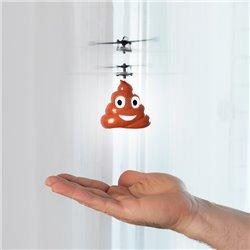 Fliegender Kackhaufen Helikopter