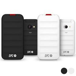 Cellulare per anziani SPC Flip Bluetooth Radio FM Nero