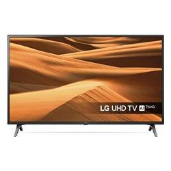 LG 75UM7110PLB TV 190.5 cm (75) 4K Ultra HD Smart TV Wi-Fi Black