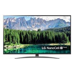 LG 75SM8610PLA TV 190.5 cm (75) 4K Ultra HD Smart TV Wi-Fi Black