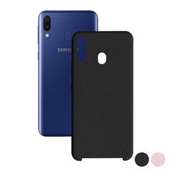 Custodia per Cellulare Samsung Galaxy M20 Soft Rosa
