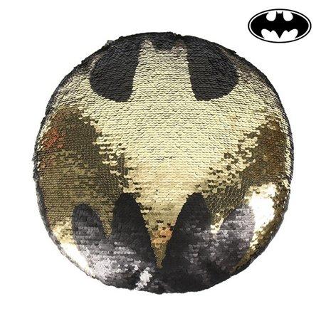 Cuscini 30x30.Batman Magic Sequinned Mermaid Cushion 74489 Black 30 X 30