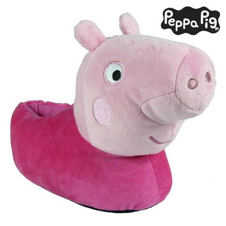 reputable site 2d879 018dc Peppa Pig House Slippers 3d Pink 29-30 Clothes and Footwear for Children