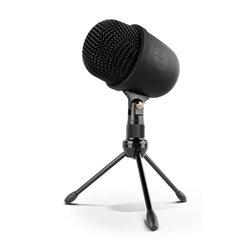 Microfono da Tavolo KROM NXKROMKIMUPRO USB Nero