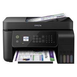 Stampante Multifunzione Epson Ecotank ET-4700 10 ppm WiFi Fax Nero