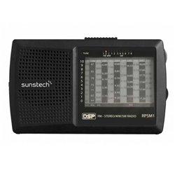 Radio Transistor Sunstech 222861 RADIO FM