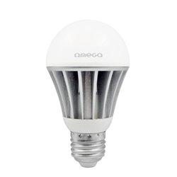 Lâmpada LED esférica Omega E27 15W 1300 lm 4200 K Luz Natural