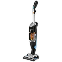 Rowenta RY7535 steam cleaner Upright steam cleaner 0.4 L Black,Grey 1700 W