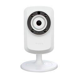 D-Link DCS-932L Indoor Cube 640 x 480 pixels