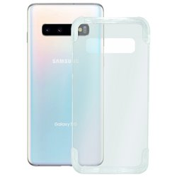 Custodia per Cellulare Samsung Galaxy S10 Armor Extreme Trasparente