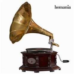 grammofono Octogonal - Old Style Collezione by Homania