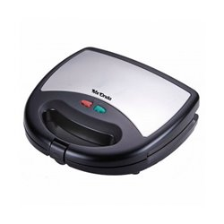 Piastra Grill Elettrica Mx Onda GR2165 750W Nero Inox
