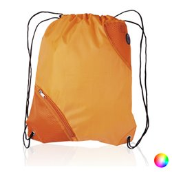 Zaino a Sacca con Uscita per Auricolari 143630 Arancio