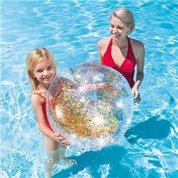 Pallone Gonfiabile con Glitter