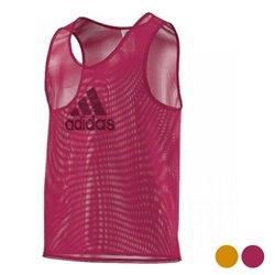 Pettorina da Allenamento per Adulti Adidas TRG BIB 14 XL Arancio