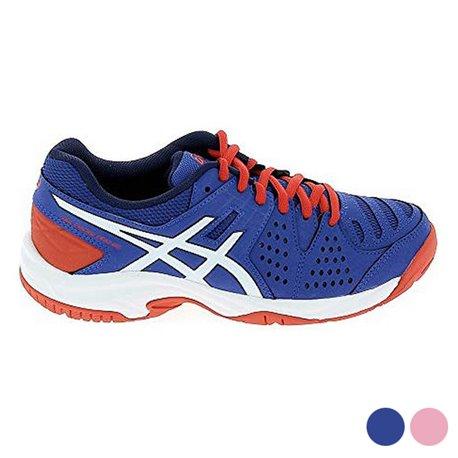 Asics Children's Padel Trainers Gel Pro 3 SG Blue 19,5 (EU) 4 (US) Sports shoes