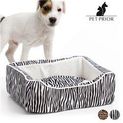 Couchage pour Chien Pet Prior (45 x 35 cm) Zèbre