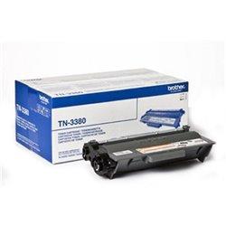 Brother TN-3380 toner cartridge Original Black 1 pc(s)