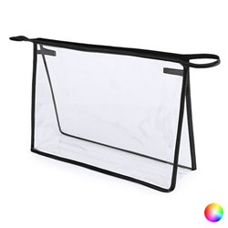 Toilet Bag Transparent 144778 White