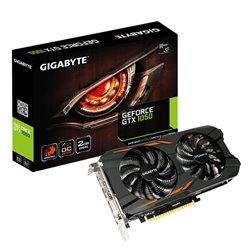 Scheda Grafica Gigabyte VGA VGA NVIDIA GTX 1050 WF2 2 GB DDR5
