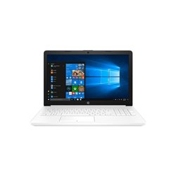 "Notebook HP 15-DB0019NS 15,6"" A9-9425 12 GB RAM 1 TB Bianco"