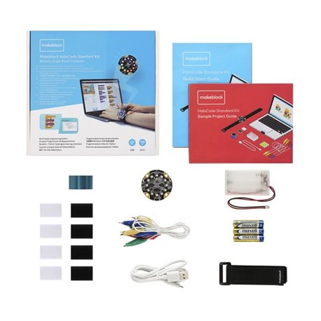 Scheda Madre Makeblock HaloCode Starter Kit 240 MHz WiFi Bluetooth