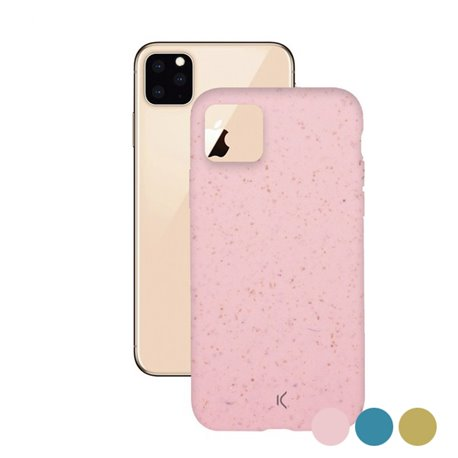 Custodia per Cellulare Iphone 11 Pro Eco-Friendly Giallo