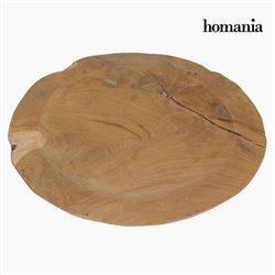Centro de mesa Tronco Redondo - Autumn Coleção by Homania