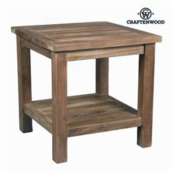 Small Side Table Teak by Craftenwood