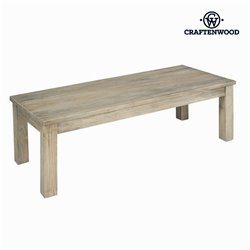 Table Basse Bois - Collection Pure Life by Craftenwood