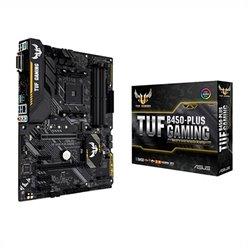 Scheda Madre Gaming Asus Tuf B450-Plus ATX DDR4 AM4 RGB
