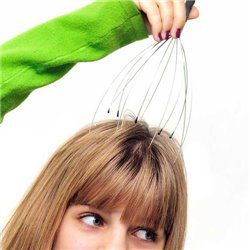 Wire Scalp Massager