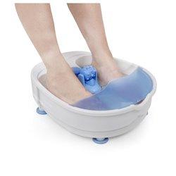 Tristar VB-2528 massajador de pés Azul, Branco 90 W