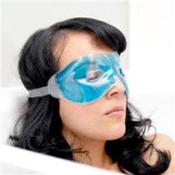 Entspannungsmaske mit Augenlöchern