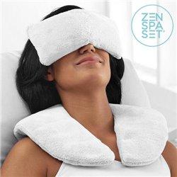 Zen Spa Set (Kissen + entspannende Pads) | Cold & Heat
