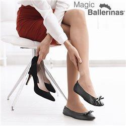Magic Ballerinas Magic Schläppchen Ballerinas Schwarz S