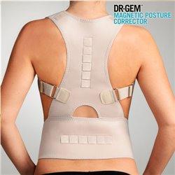 Dr Gem Magnetische Rückenstütze XL