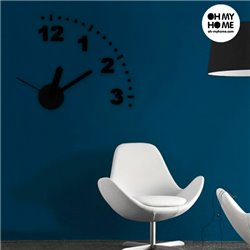 "Reloj de Pared DIY Do it yourself Oh My Home ""Peces Azules"""