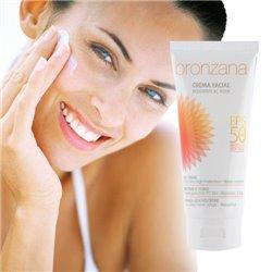 Bronzana Sonnencreme fürs Gesicht SPF50