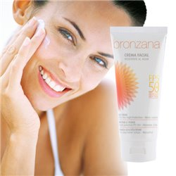 Protetor Solar Facial FPS +50 Bronzana