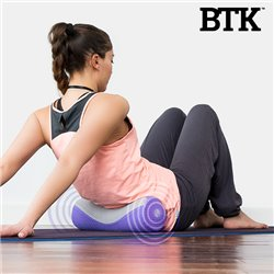 Masseur Vibro Yoga Roll BTK