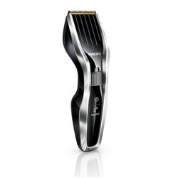 Philips HAIRCLIPPER Series 5000 HC5450/16 hair trimmers/clipper Black,Silver Rechargeable