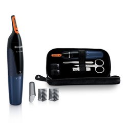 Philips NOSETRIMMER Series 5000 Comfortable nose trimmer and manicure set NT5180/15