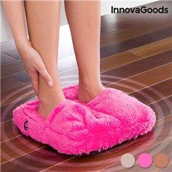 InnovaGoods Foot Massager Brown