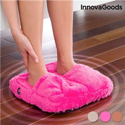 InnovaGoods Foot Massager Taupe
