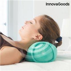 InnovaGoods Cylindrical Massaging Pillow