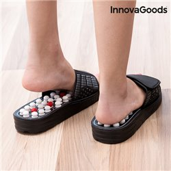 InnovaGoods Acupuncture Massage Slippers L