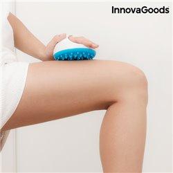 InnovaGoods Stimulating Anti-Cellulite Brush