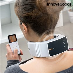 Pro InnovaGoods Wiederaufladbares Nackenmassagegerät